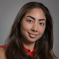 Ginna Llanos, Patient Service Coordinator