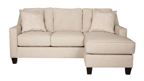 Nuvella Sofa Chaise Sand