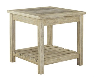 Veldar Square End Table