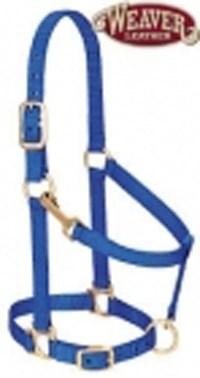 Weaver Basic Halter Adjustable w/Snap