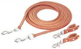 Weaver Harness Leather Draw