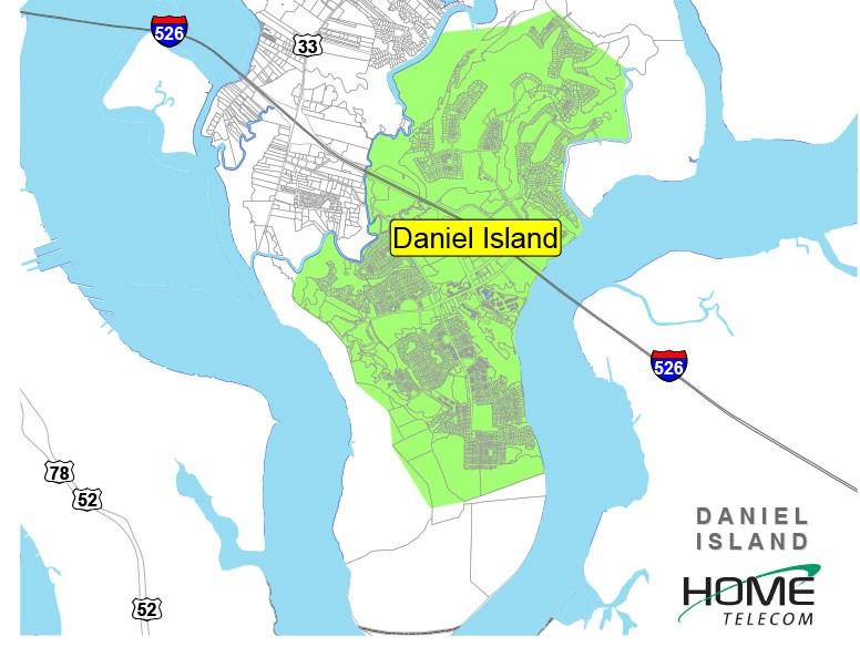 Daniel Island - Velocity Neighborhoods