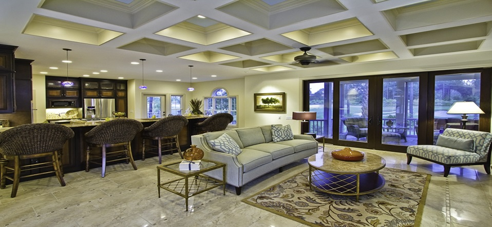 Winner of Three Wilmington-Cape Fear Home Builders Association Parade of Homes Gold Medals