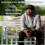 Tony Jackson 'Old Porch Swing'