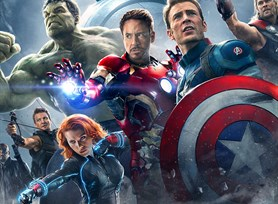 Watch the trailer for Marvel's Avengers: Age Of Ultron - Now Playing on Demand