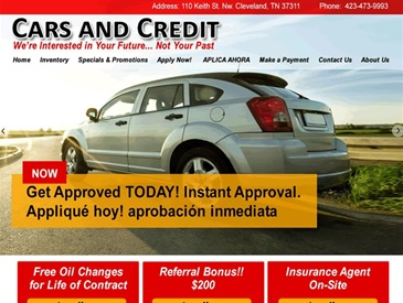 Cars and Credit