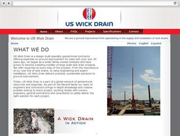 US Wick Drain
