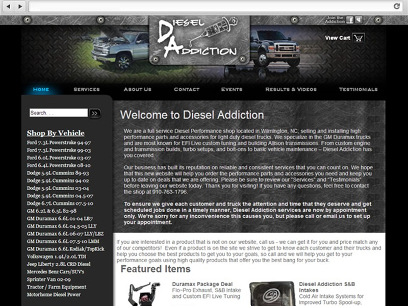 Diesel Addiction