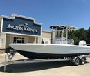 2018 Robalo 246 Cayman Ice Blue ##UNKNOWN_VALUE## Boat