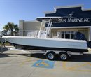 2018 Robalo R246 Cayman Ice Blue/Navy ##UNKNOWN_VALUE## Boat