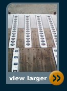 roller bed and trailer ball trailer floor