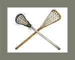 PR4 - Limited Edition Lacrosse Print