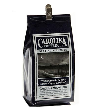 Carolina Coffee Carolina Moonlight Blend