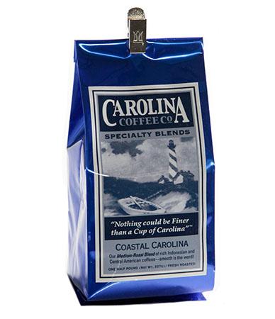 Carolina Coffee Coastal Carolina Blend Swiss Water Decaf