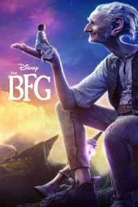 The BFG - Now Playing on Demand