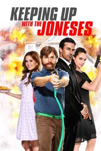 Keeping Up with the Joneses - Now Playing on Demand