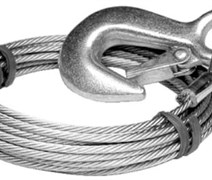 WINCH CABLE 3/16IN 7X19 50FT