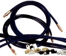 BRAKE LINE KIT SINGLE AXLE