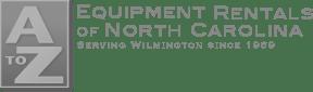 A-Z Equipment Rentals of North Carolina