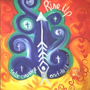 Ezra 10:4 Rise Up