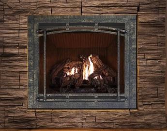 Ambiance Fireplace Intrigue