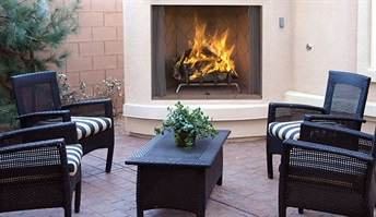 Superior WRE6000 Outdoor Woodburning Fireplace