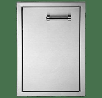 Delta Heat Vertical access door