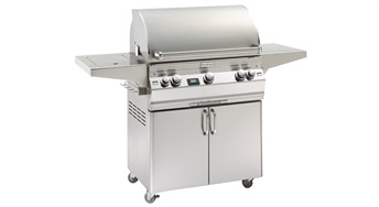 Fire Magic A540 cart grill