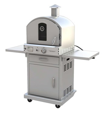 Pacific Living gas-fired outdoor oven