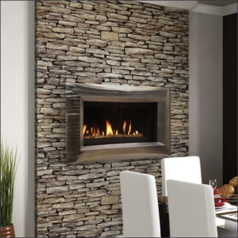 Majestic ECHELON direct vent fireplaces