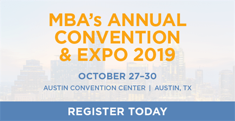Annual MBA Convention and Expo