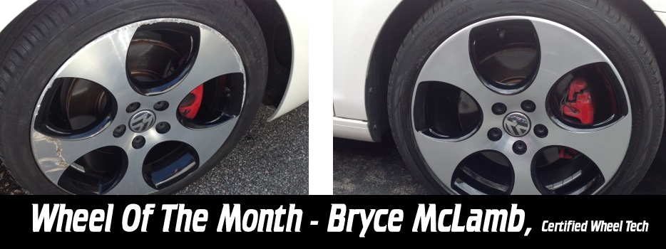 Wheel of the Month, Bryce McLamb, Certified Wheel Tech