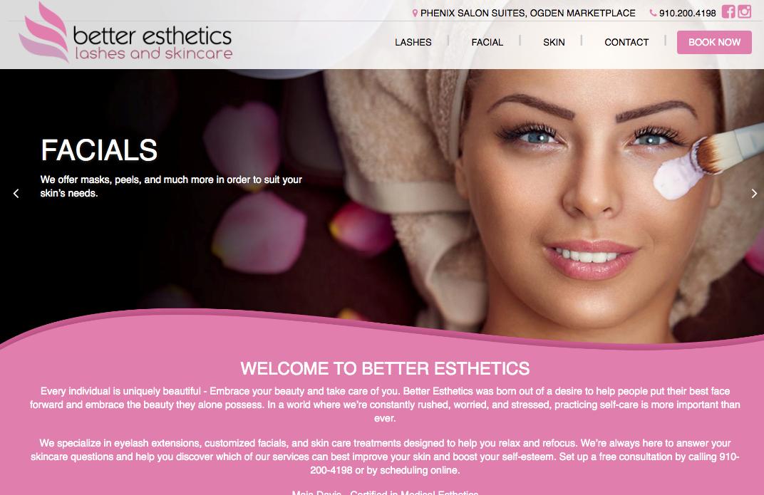 Better Esthetics