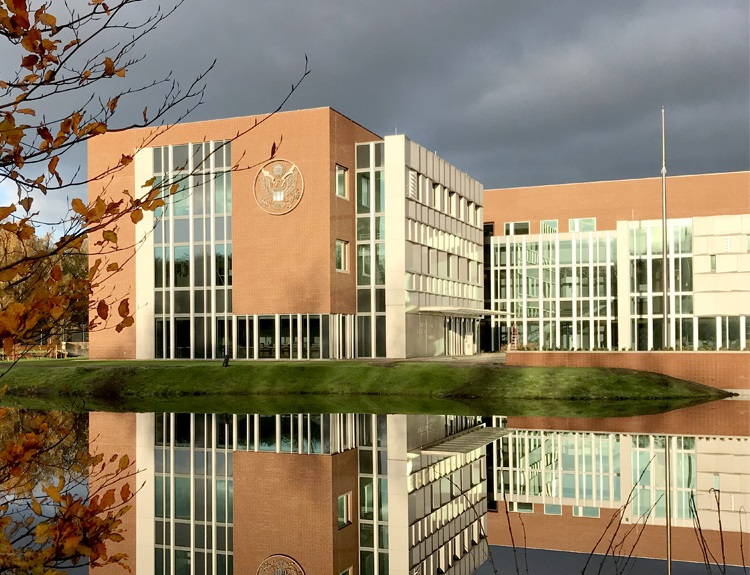 US Embassy, Hague