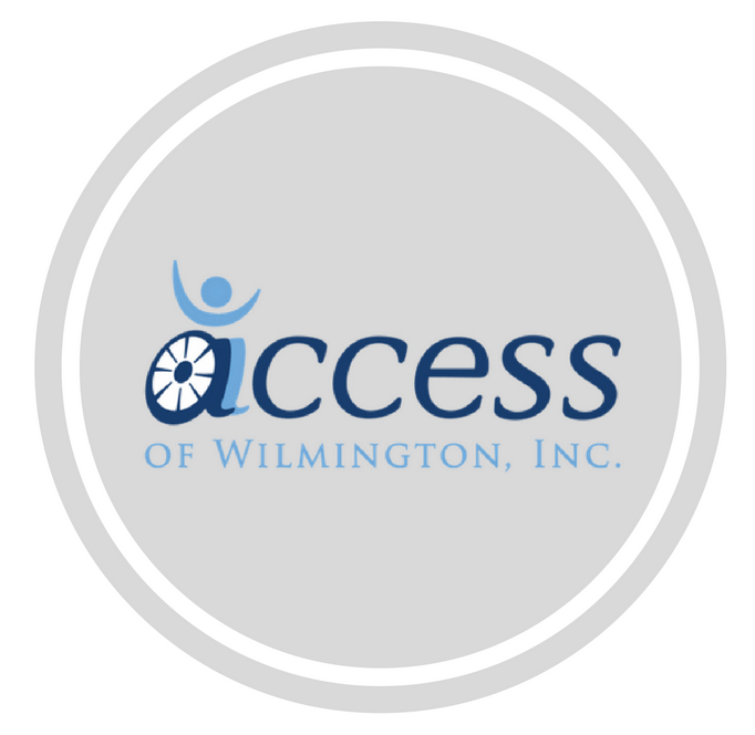 paws4people Sponsor | access of wilmington, inc