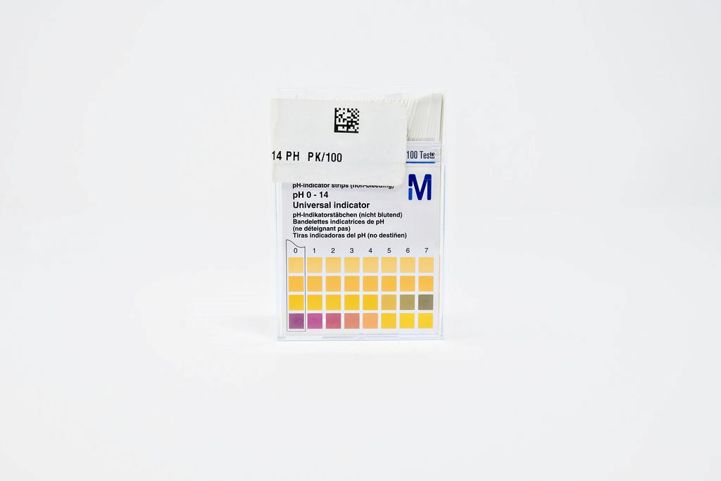 pH Paper, 100/PK