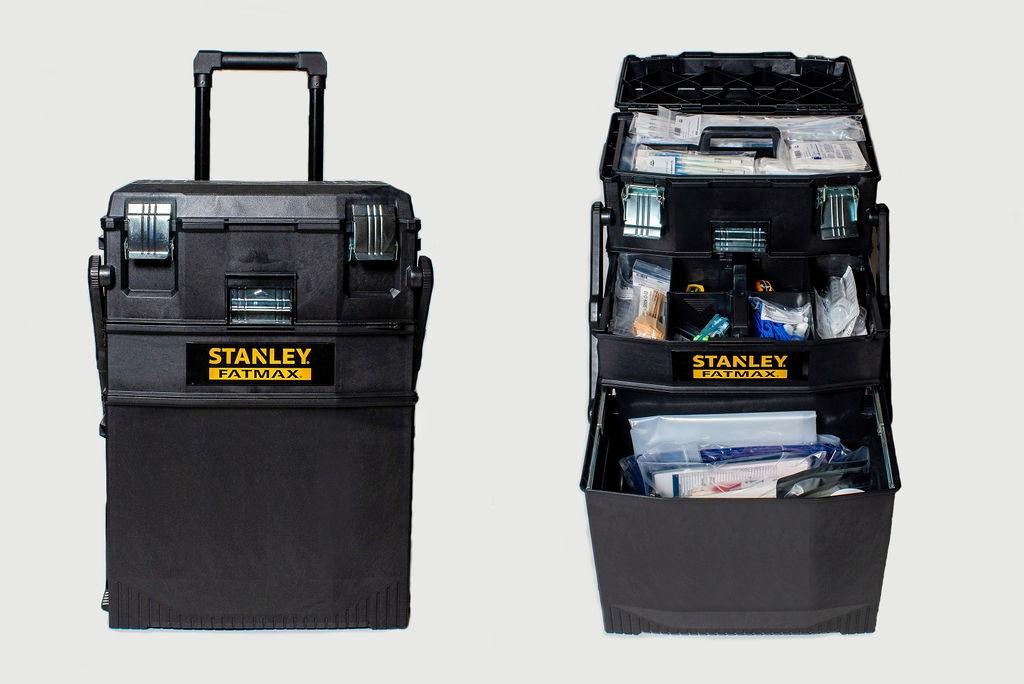 CBRE Transport Case Sampling Kit