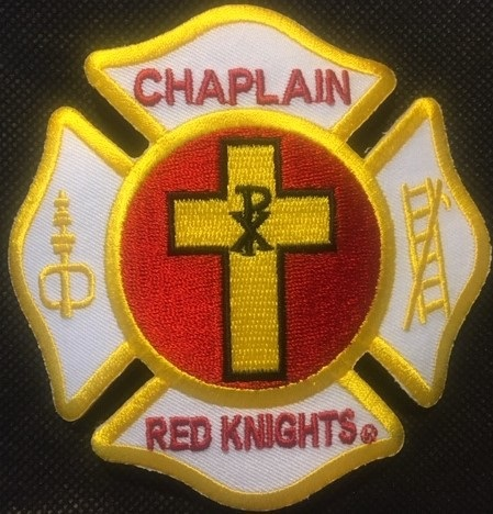 Chaplain Maltese Cross