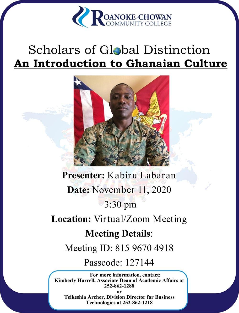 Fall 2020 Global Presentation