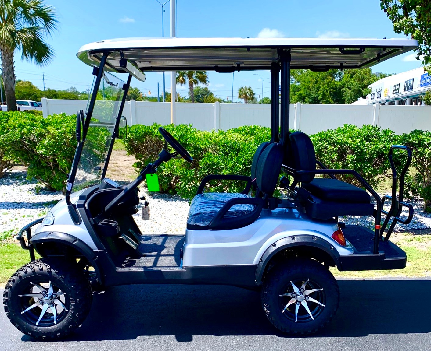 2020 AdvancedEV 4 Passenger Lifted (NEW RIGHT OFF THE SHOWROOM FLOOR!)