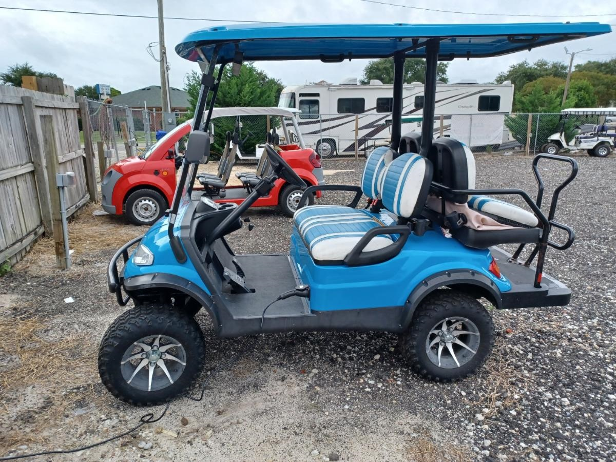 USED 2019 ADVANCEDEV GENERATION 1 2+2 LIFTED