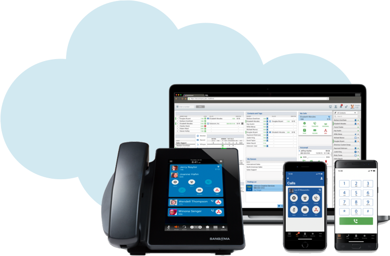 More than just a business phone system