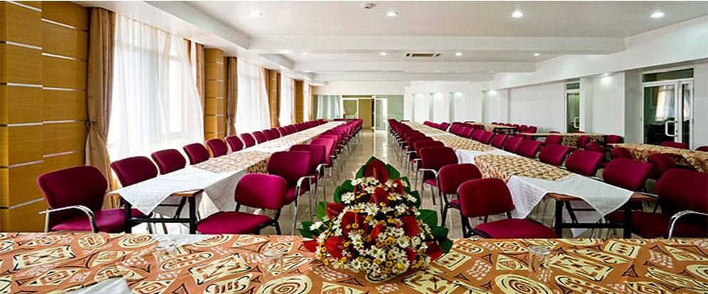 Afrique Suites Hotel - 7