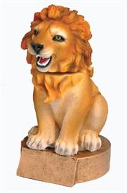 BHC - Lion American Bobblehead Mascot