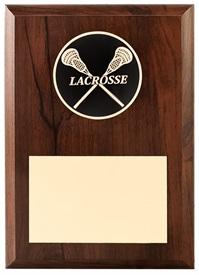 XSM46 Lacrosse Plaque