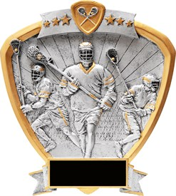 PDUS Male Lacrosse Trophy