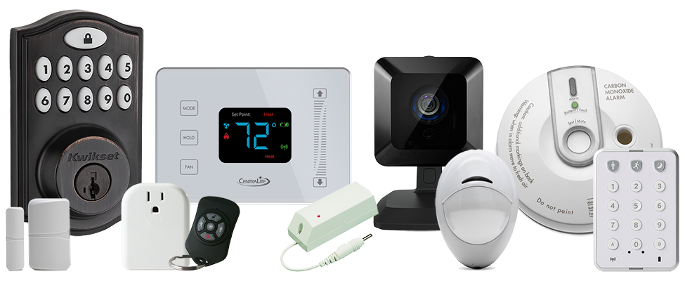 State-of-the-art security and home automation devices