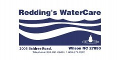 Redding's Watercare, Inc. Logo