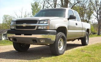 Testimonial by Brad Peacock, 2003 Chevy 2500HD LB7 Duramax
