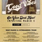 Chris Janson 'Good Vibes'